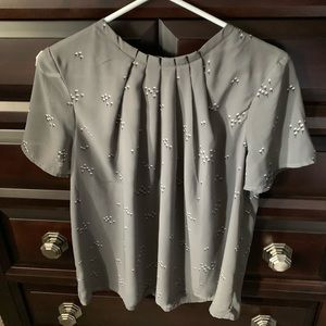 Ann Taylor Top Large